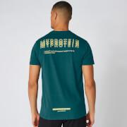 eeddddd48 Men's Dry-Tech Sweat-Wicking Gym Shirt | Myprotein.com