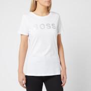 BOSS Women's Tepaper T-Shirt - White
