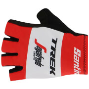 Santini Trek-Segafredo 2019 Race Gloves