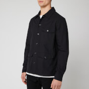 HUGO Men's Ebaldo Shirt - Black