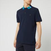 BOSS Men's Polarized Polo Shirt - Dark Blue