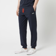 BOSS Hugo Boss Men's Cuffed Lounge Pants - Navy