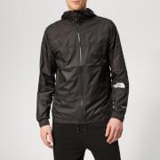 The North Face Men's Mountain Light Windshell Jacket - TNF Black