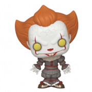 IT Chapter 2 Pennywise with Open Arms Funko Pop! Vinyl