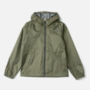 The North Face Kids' Zipline Rain Jacket - New Taupe Green