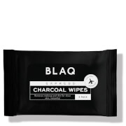 BLAQ Express Charcoal Wipes (5 Pack)