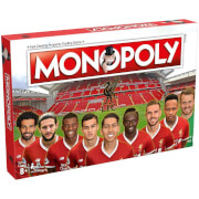 Monopoly Board Game - Liverpool F.C Edition