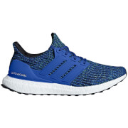 adidas Ultra Boost Running Shoes - Hi Res Blue/FTWR White