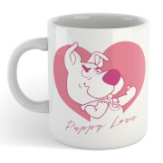 Scooby Doo Puppy Love Mug