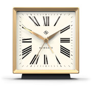 Newgate Skyscraper Silent Mantel Clock