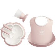 BABYBJÖRN Baby Dinner Set - Powder Pink