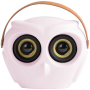 Kreafunk aOWL Bluetooth Speaker - Dusty Pink