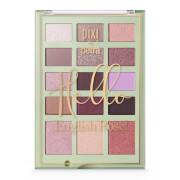 PIXI Hello Beautiful Face Case - Hello English Rose 16.05g
