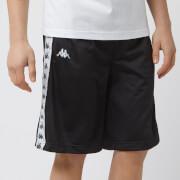 Kappa Men's Banda Snapswell Shorts - Black