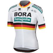 Sportful Bora-Hansgrohe BodyFit Team Jersey - German National Champion Edition