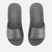 Polo Ralph Lauren Men's Rodwell Slide Sandals - Grey
