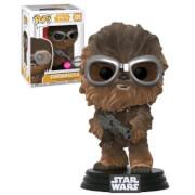 Star Wars Chewbacca Flocked EXC Pop! Vinyl Figure