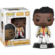 Star Wars Solo Lando EXC Pop! Vinyl Figure