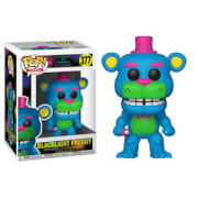 Five Nights at Freddy's Black Light Freddy EXC Funko Pop! Vinyl