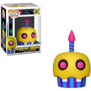 Five Nights at Freddy's - Cupcake versione Ultravioletta Figura Pop! Vinyl Esclusiva