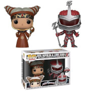 Power Rangers Rita & Lord Zedd EXC Funko Pop! 2-pack