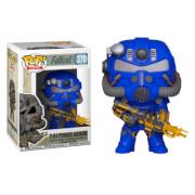 Figura Funko Pop! - Power Armor Vault Tec EXC - Fallout