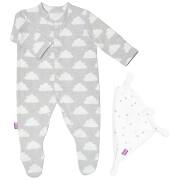 Snüz Baby Sleepsuit and Comforter Gift Set (0-3m) - Cloud Nine