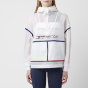 Tommy Hilfiger Sport Women's Packable Cagoule - PVH White