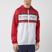 Tommy Hilfiger Sport Men's Windbreaker Jacket - True Red