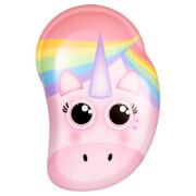 Tangle Teezer Original Mini Detangling Hairbrush - Rainbow The Unicorn Print