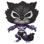 Marvel - Rocket Raccoon Venomizzato Figura Pop! Vinyl