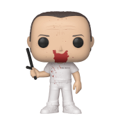 Silence Of The Lambs Bloody Hannibal Funko Pop! Vinyl