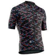 Northwave Wave Short Sleeve Jersey - Black