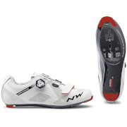 Northwave Storm Carbon Road Shoes - White