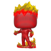 Marvel 80th Human Torch Pop! Vinyl Figure