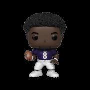 NFL Ravens Lamar Jackson Pop! Vinyl Figure