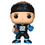 NFL Panthers Christian McCaffrey Funko Pop! Vinyl