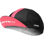 Castelli Giro D'Italia Cap - Nero