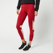 adidas Women's How We Do Tights - Red/Pink