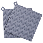 RIG-TIG Hold-On Pot Holders Set of 2 - Dark Blue