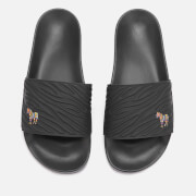 PS Paul Smith Men's Summit Slide Sandals - Black