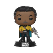 Figurine Pop! Lando Calrissian - Star Wars : L'ascension De Skywalker
