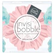 invisibobble Sprunchie Spiral Hair Ring Scrunchie - No Morals, But Corals