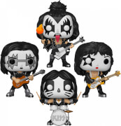Kiss Pop! Vinyl - Pop! Collection