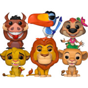 Lion King Pop! Vinyl - Pop! Collection