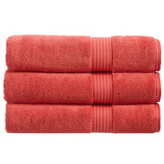 Christy Supreme Hygro Towels - Coral