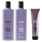 Juuce Ultra Blonde & Blonde Revivenz Trio Pack (Worth $85.85)