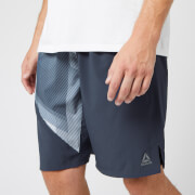 Reebok Men's Speedwick Speed Shorts - Navy