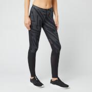 Reebok Women's Crossfit Comp Print Tights - Grey