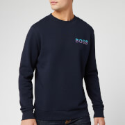 BOSS Men's Wecola Sweatshirt - White